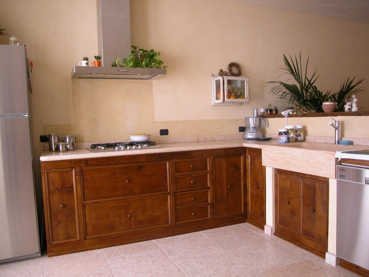 Costruzione cucina bottega del restauro - Costruzione cucina ...