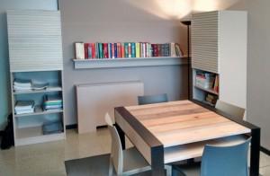tavolo e archivi