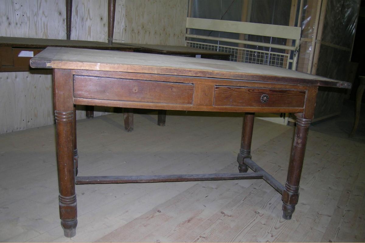 Tavoli scrivanie bottega del restauro for Vendita mobili d epoca