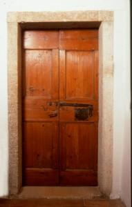 Porta rustica 2 battenti