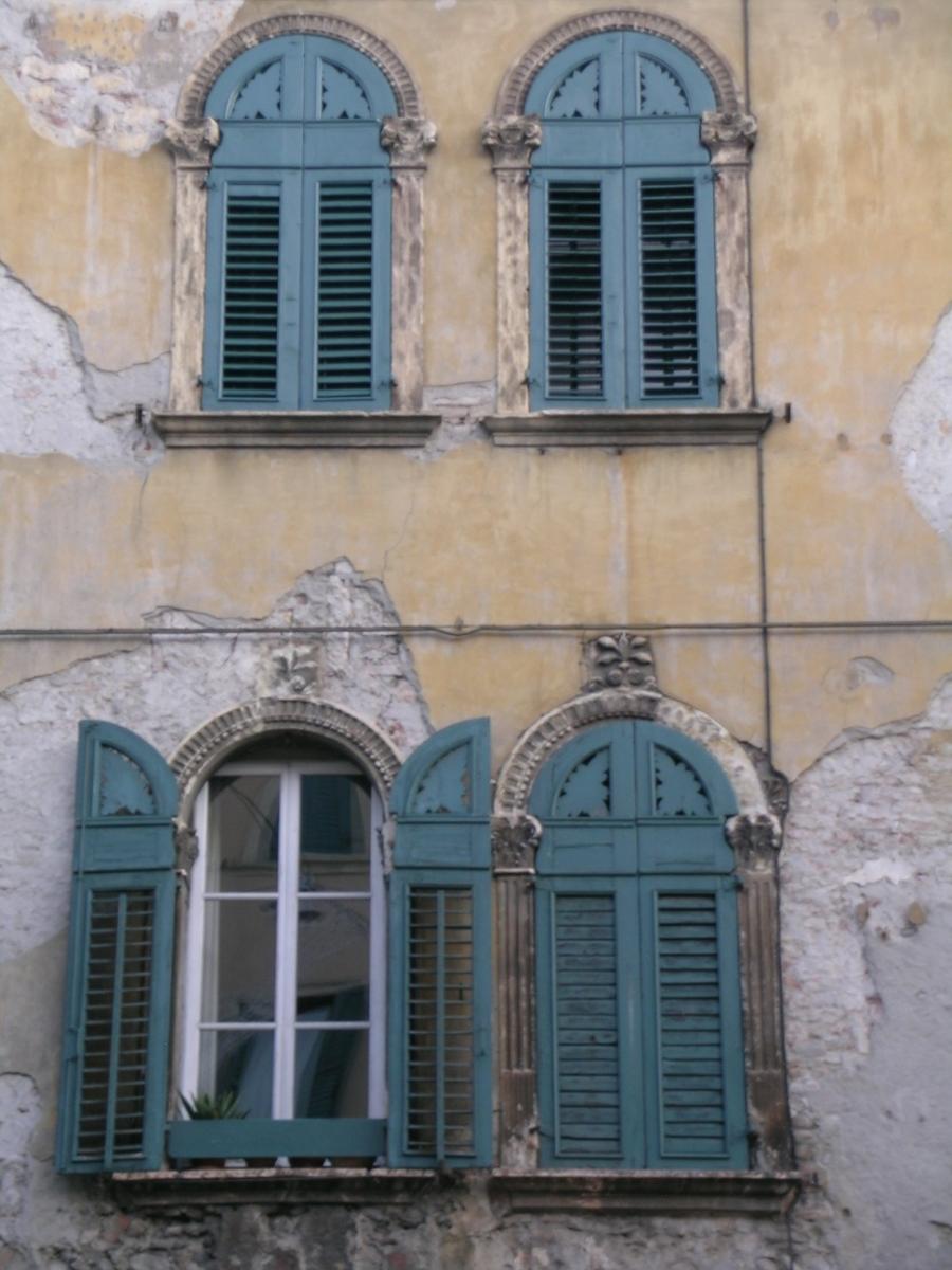 Restauro scuri e finestre bottega del restauro - Finestre d epoca ...